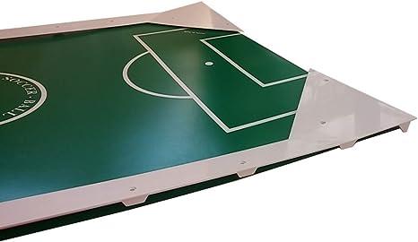 MondoGiochi Esquinas FERMAVETRO Bajos para fútbol Futbolín ...
