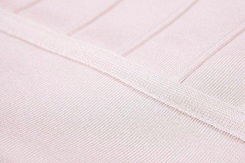 Hego-Womens-Stripe-Wear-to-Work-Bandage-Bodycon-Midi-Skirts-H1863