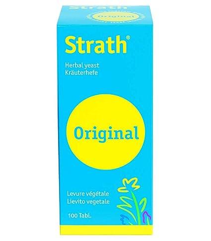 DIETISA - STRATH 100COMP BIO STRATH: Amazon.es: Salud y ...