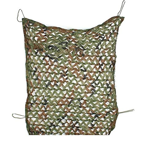 MD Group Hunting Camo Net Camouflag Netting Camping Military Woodland Outdoor Props Photography