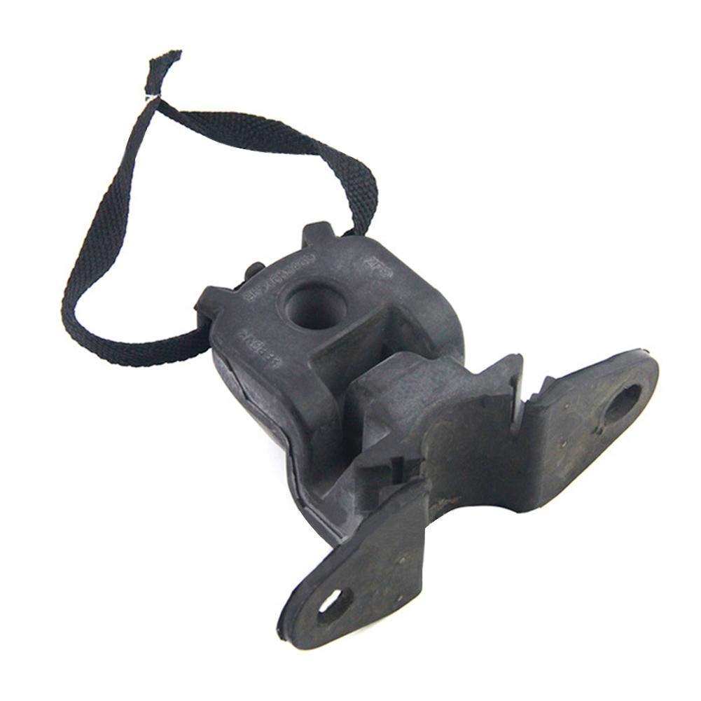 WUYANSE Auspuff Gummi Halterung ERNR37 Heavy Duty Hanger f/ür Citroen C4 Peugeot 307 01-07 schwarz
