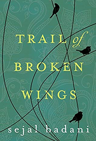 book cover of Trail of Broken Wings
