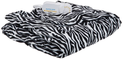 zebra heated blanket - 5