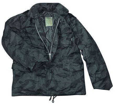 Manteau de Campagne M65 US Army avec Rembourrage Thermique - M