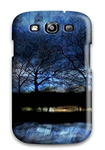 Eric S Reed TkyTpqC717HwCTg Case Cover Skin For Galaxy S3 (river Of Darkness)