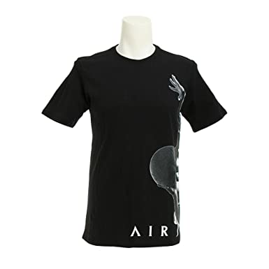 e4e577e004b Men's Jordan Flying Dreams T-Shirt (801062-010) - BLACK/WHITE at ...