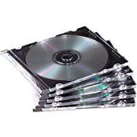 FEL98330 - Fellowes Slim CD/DVD Case