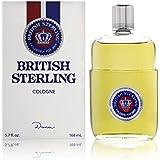 Dana British Sterling by Dana Cologne Splash for Men, 161.59 Gram
