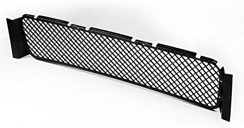 ZMAUTOPARTS BMW E36 M3 Front Bumper Lower Center Sport ABS Grille Grill Insert Black