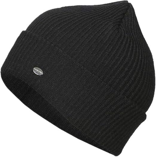 Skull Caps Nice Turkey in Thanksgiving Winter Warm Knit Hats Stretchy Cuff Beanie Hat Black