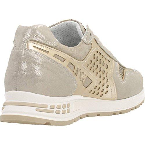 Sneakers Grigio Giardini Donna P805230d Nero q7EP1q