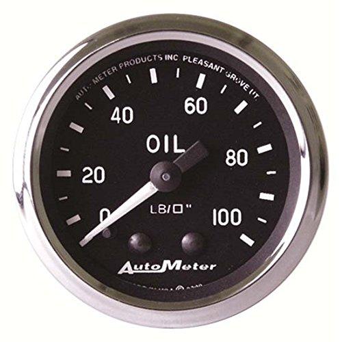 Auto Meter 201007 Cobra Mechanical Water Temperature Gauge
