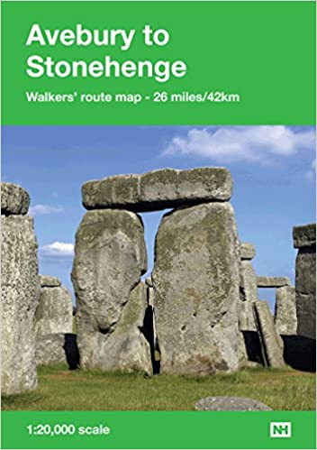 Stonehenge Uk Map.Avebury To Stonehenge Amazon Co Uk Nick Hill 9780993505706 Books