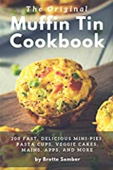 Muffin Tins—They're Not Just for Muffins AnymoreThis is a new edition of the very first muffin tin cookbook ever published. It's now back and available with all of your favorites.There's nothing you can't make in a muffin tin—and we're not ta...