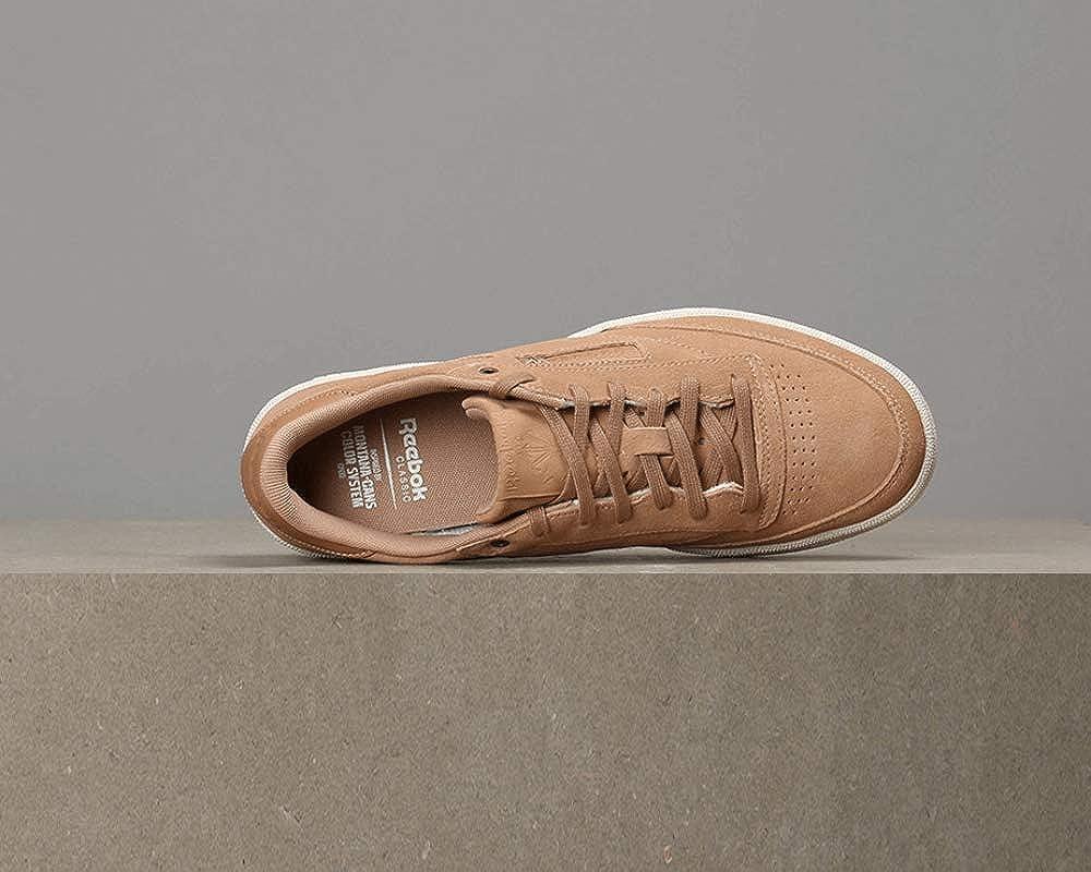 9f6888606841 Reebok Men s Club C 85 MCC Low-Top Sneakers  Amazon.co.uk  Shoes   Bags