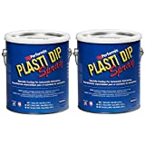 Plasti Dip Multi Purpose Rubber Coating Spray - Camo Tan - 1 Gallon (Pack of 2)