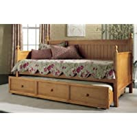 Casey Daybed Honey Maple (without Trundle) by Fashion Bed Group