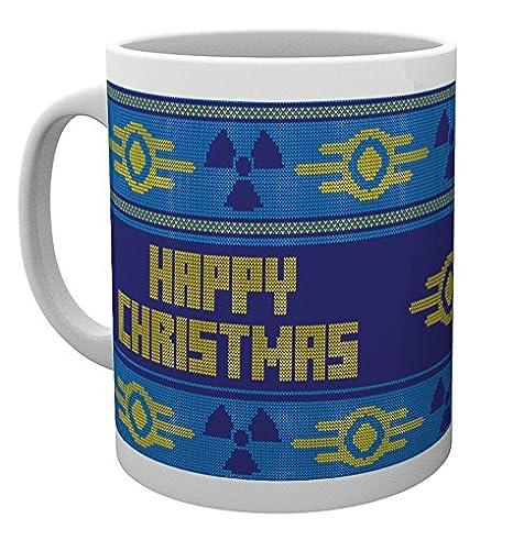 GB Eye LTD, Fallout 4, Ugly Sweater, Taza: Amazon.es: Hogar