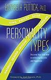 7 Personality Types, Elizabeth Puttick, 1401924565