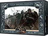 CMON A Song of Ice & Fire Miniatures Game: Tully Sworn Shields