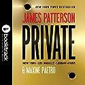 Private Hörbuch von James Patterson, Maxine Paetro Gesprochen von: Peter Hermann