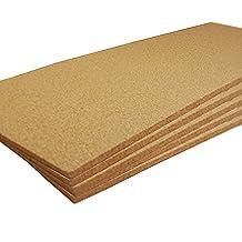 """Cork Sheet 12"""" X 36"""" X 1/4"""" - 5 Pack"""