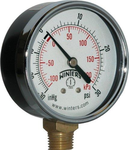 Winters Economical Pressure Internals Vacuum 0 30