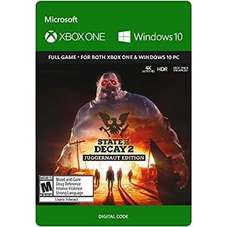 State of Decay 2: Juggernaut Edition - [Xbox One/Windows 10 Digital Code]