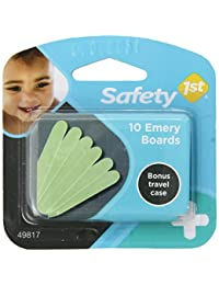 Safety 1st Emery Boards and Travel Case, 10-Count BOBEBE Online Baby Store From New York to Miami and Los Angeles