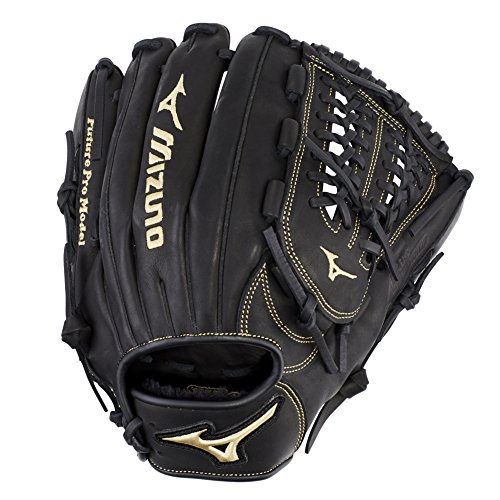 "Mizuno GMVP1150PY3 MVP Prime Future Series Infield Baseball Gloves, 11.5"", Left Hand"