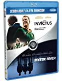 Pack: Invictus + Mystic River (Blu-Ray) (Import Movie) (European Format - Zone B2) (2013) Morgan Freeman; Sean