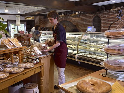 Business plan for bakery shop
