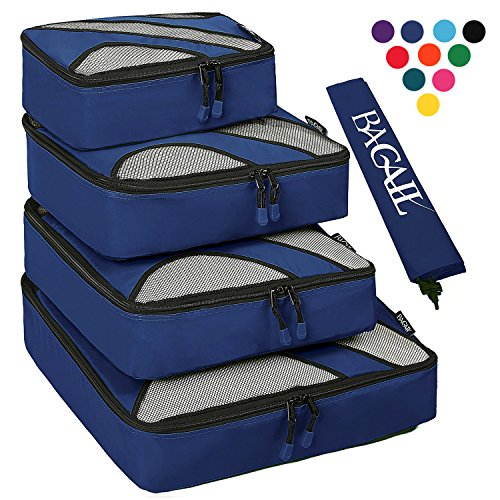 Packing Luggage Organizers Laundry Toiletry
