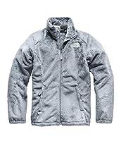 The North Face Kids Girl's Osolita Jacket (Little Kids/Big Kids) Mid Grey Medium