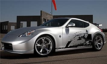 Amazoncom Vinyl Decal Mural Sticker Custom Wrap Anime Bleach Car - Custom car graphics
