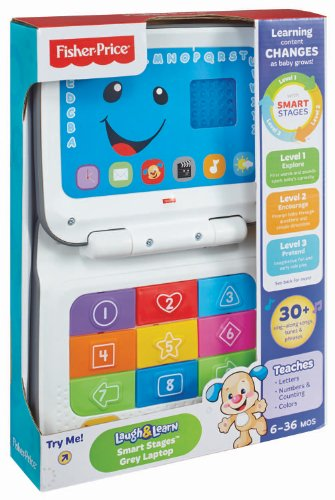 Fisher-Price Smart Screen Laptop - Walmart.com