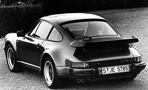 1987 Porsche 911 Turbo Factory Photo