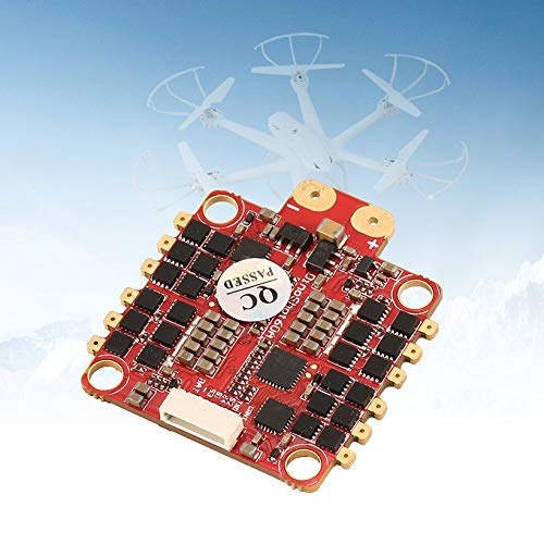 Wikiwand HGLRC Titan Plus F460 Stack Airbus F4 Flight Controller OSD 60A Blheli_32 ESC