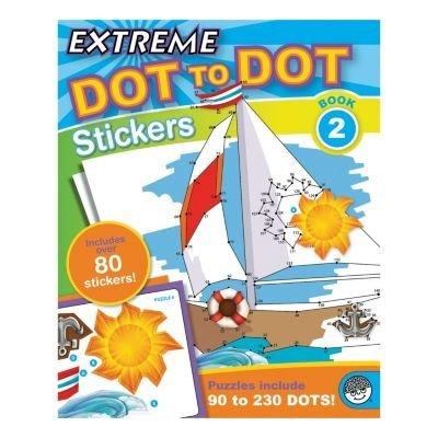Venta en línea precio bajo descuento Extreme Dot to Dot Stickers  Book 2 by MindWare MindWare MindWare  marca de lujo