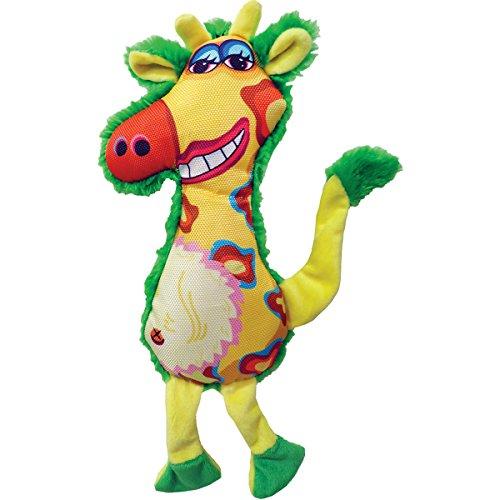 Gina Giraffe - Plush Gina Giraffe Dog Toy 13-