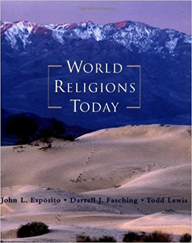 World Religions Today by John L. Esposito (2002-01-17)