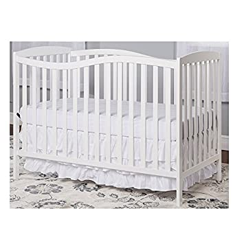 Amazon.com : Chelsea 5-in-1 Convertible Crib Bed Baby Toddler 4 Size ...