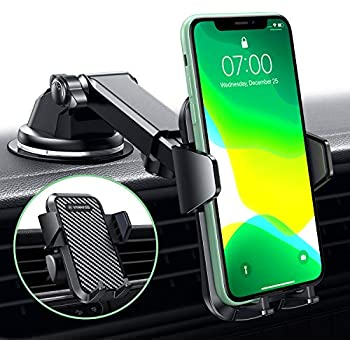 Google Pixel Note8 Note 9 Multi-angle Rotating Car Windshield Mount Air Vent Phone Holder for iPhone X XS XR 6 7 8 Plus Moto Z Samsung Galaxy S6 S7 S8 S9 Plus All Smartphones Selna 4351559096 LG G6 G7