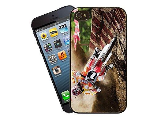 Moto-Freestyle - 003 Étui pour téléphone portable-Etui pour Apple iPhone 4/4s Modèle-By Eclipse idées cadeaux