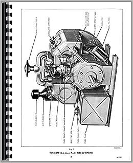 Service Manual Wisconsin VE4 VF4 VE4D VF4D Engine: Wisconsin: Amazon.com:  Books   Wisconsin Engine Diagram      Amazon.com
