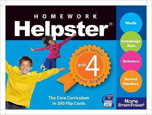 homework helpster grade 4
