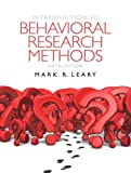 Introduction to Behavioral Research Methods 6th Edition