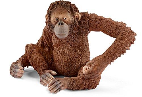 Schleich Female Orangutan