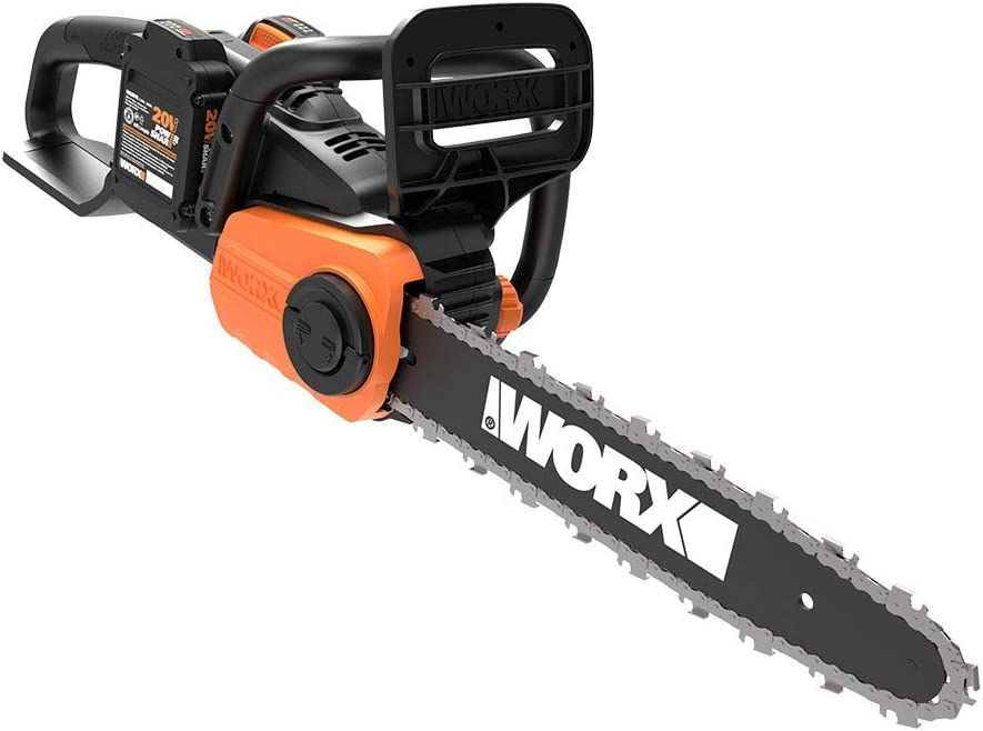 "WORX WG384 40V Power Share 14"" Cordless Chainsaw"