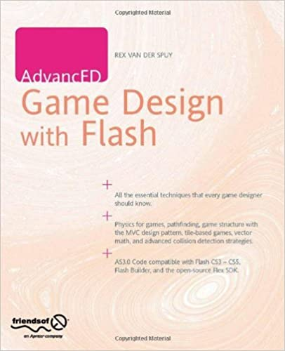 Advanced game design with flash 1st ed rex van der spuy ebook advanced game design with flash 1st ed edition kindle edition fandeluxe Gallery